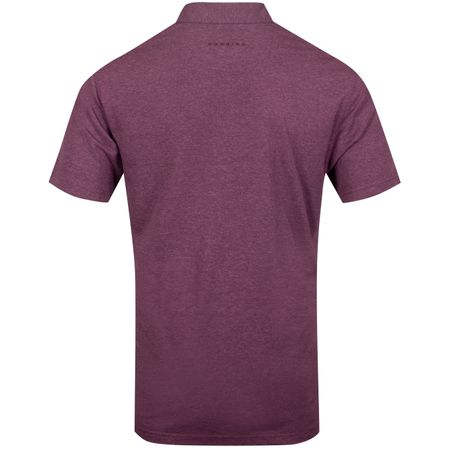 Polo Natural Hand Golf Polo Tart Heather - AW19 Dunning Picture