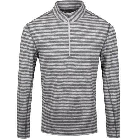 Golf undefined Ardmair Quarter Zip Grey Heather - AW19 made by Dunning