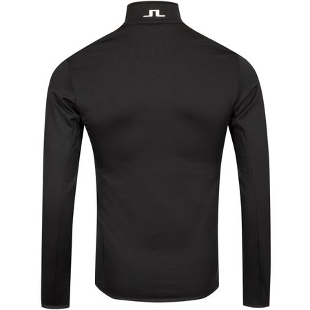 Golf undefined Kimball Half Zip Light Peach Black - AW19 made by J.Lindeberg