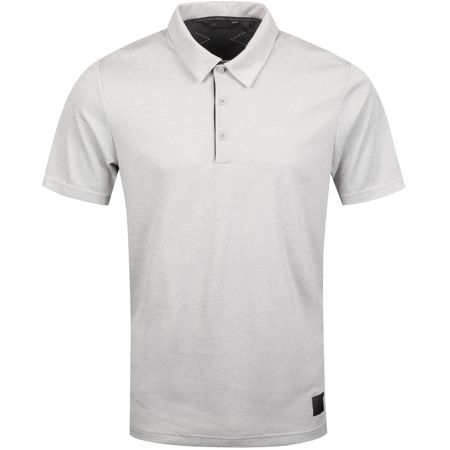 Polo Adicross No Show Transition Polo Shirt Tmag Grey Heather - AW19 Adidas Golf Picture