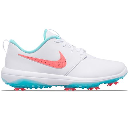 Shoes Roshe G Tour White/Hot Punch/Aurora Green - AW19 Nike Golf Picture