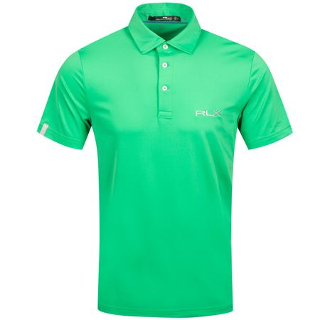 Golf undefined Solid Airflow Jersey Classic Kelly - AW19 made by Polo Ralph Lauren
