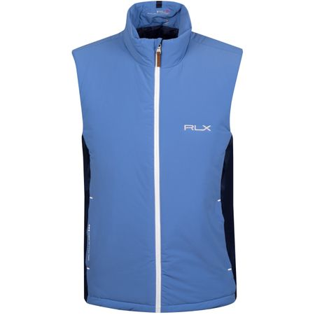 Golf undefined Ascent Stretch Nylon Vest Indigo Sky - AW19 made by Polo Ralph Lauren