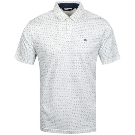Golf undefined Right Now Right Now White - AW19 made by TravisMathew