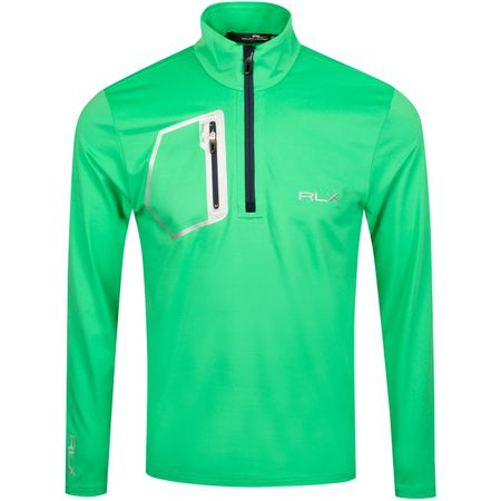 Golf undefined Brushback Tech Jersey Classic Kelly - AW19 made by Polo Ralph Lauren