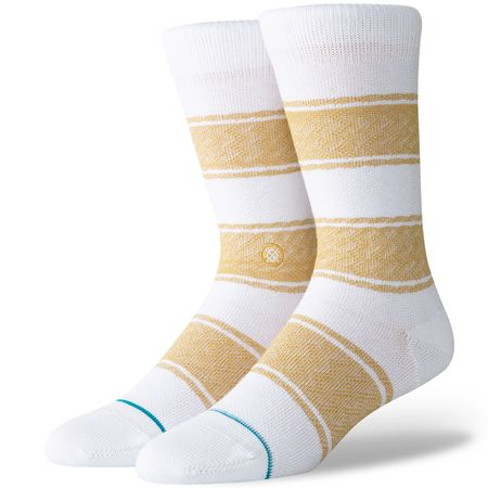 Golf undefined Serape Socks Natural - AW19 made by Stance