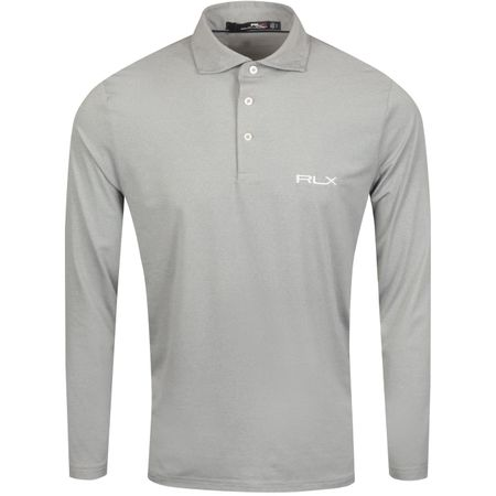 Golf undefined LS Featherweight Jersey Andover Heather - AW19 made by Polo Ralph Lauren