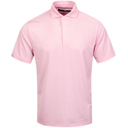 Golf undefined Printed Lightweight Airflow Preppy Dot Carmel Pink - AW19 made by Polo Ralph Lauren