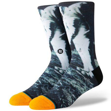 Golf undefined Moon Shot Socks Black - AW19 made by Stance