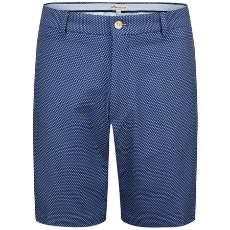 Golf undefined Carrboro Pinedot Neat Shorts Submarine - AW19 made by Peter Millar