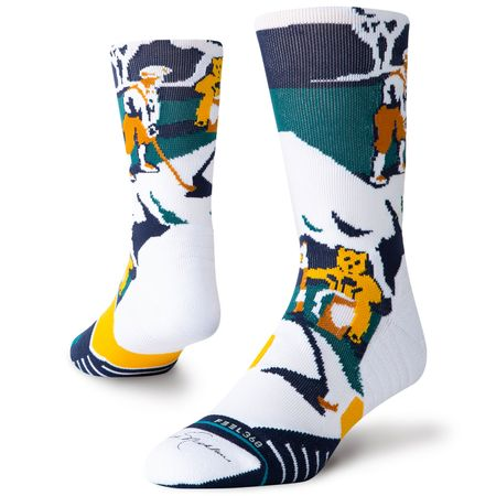 Socks Nicklaus Crew Socks Multi - AW19 Stance Picture