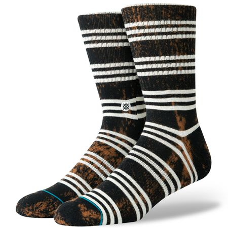 Socks Kurt Crew Socks Black - AW19 Stance Picture