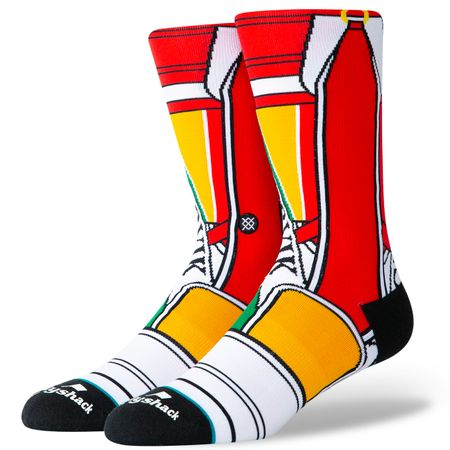 Socks Caddy Bag Crew Socks Red - AW19 Stance Picture