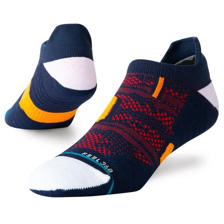Golf undefined Fairway Tab Socks Navy - AW19 made by Stance