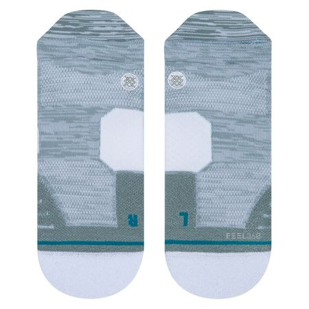 Socks Uncommon Golf Tab Socks Grey Heather - AW19 Stance Picture