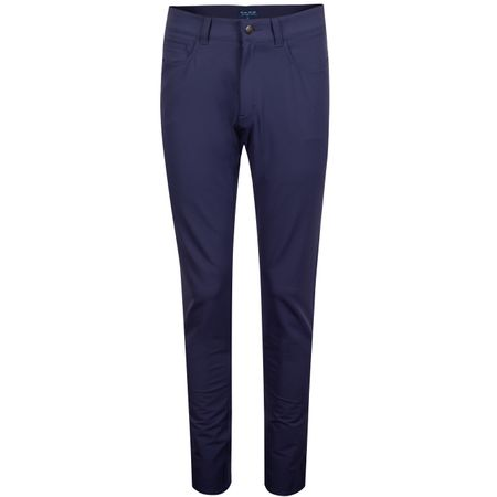 Golf undefined Kirk Stretch Five Pocket Pants Navy - AW19 made by Peter Millar