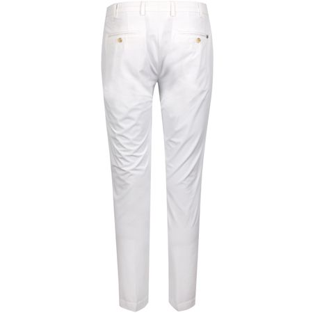 Golf undefined Crown Crafted Stealth Performance Stretch Pants White - AW19 made by Peter Millar