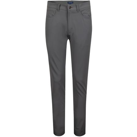 Trousers Kirk Stretch Five Pocket Pants Iron - AW19 Peter Millar Picture