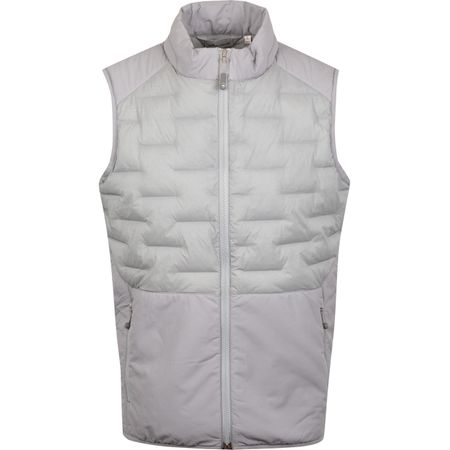 Golf undefined Blaze Stretch Insulated Vest Gale Grey - AW19 made by Peter Millar