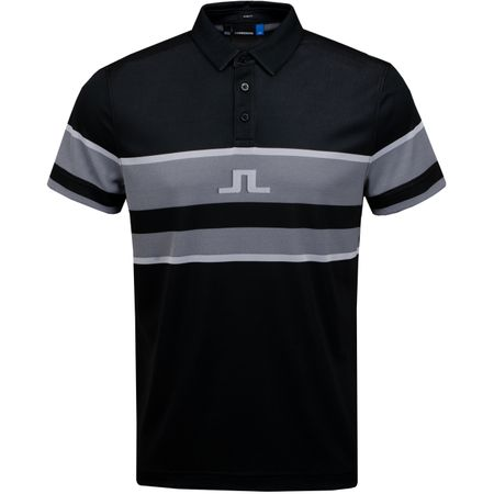 Golf undefined Cole Slim TX Jacquard Black - AW19 made by J.Lindeberg