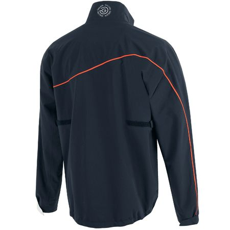 Golf undefined Aaron Gore-Tex Jacket White/Navy/Rusty Orange - AW19 made by Galvin Green