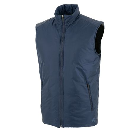 Golf undefined Les Interface-1 Bodywarmer Navy - AW19 made by Galvin Green