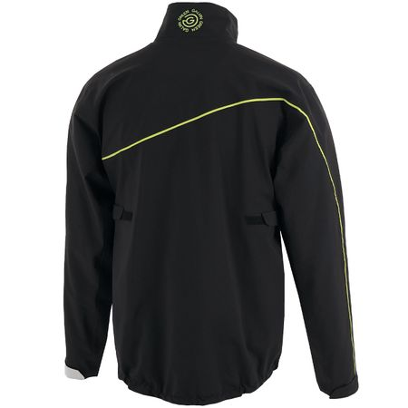 Golf undefined Aaron Gore-Tex Jacket Sharkskin/Black/Lime - AW19 made by Galvin Green