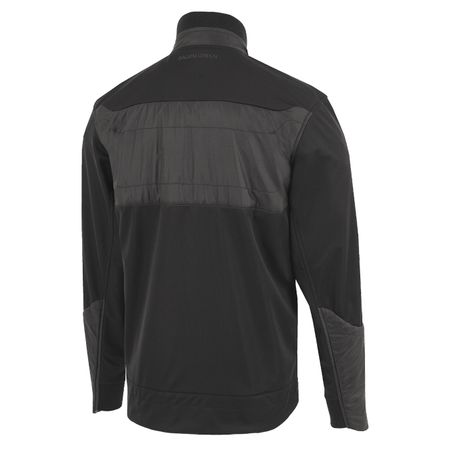 Golf undefined Lyon Interface-1 Jacket Black - AW19 made by Galvin Green