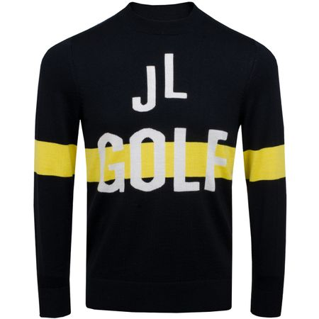 Golf undefined Clint Wool Coolmax Black - AW19 made by J.Lindeberg