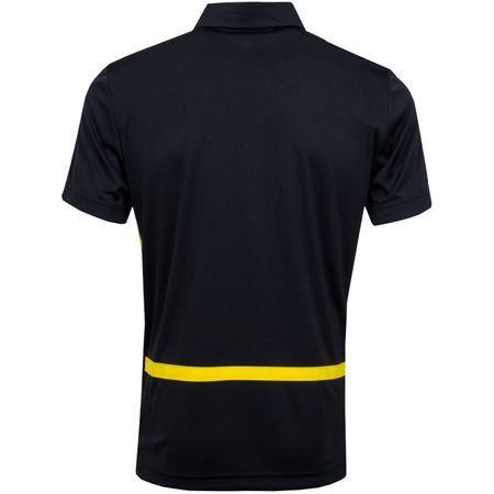 Golf undefined Aaron Regular TX Jersey Black - AW19 made by J.Lindeberg