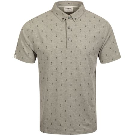 Polo Dry Tech Polo Sycamore Heather - AW19 Linksoul Picture