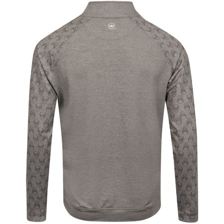 Golf undefined Perth Skull Raglan Smoke - AW19 made by Peter Millar