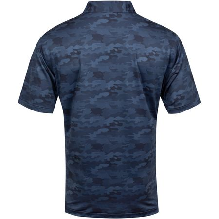 Polo Haymaker Print Camo Jersey Navy - AW19 Peter Millar Picture