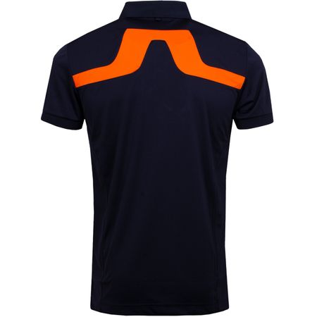 Golf undefined KV Regular TX Jersey JL Navy - AW19 made by J.Lindeberg