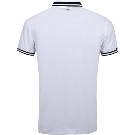 Golf undefined Bruce Regular Cotton Poly White - AW19 made by J.Lindeberg