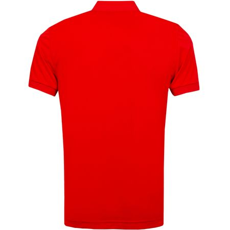 Polo Big Bridge Regular TX Jersey Racing Red - AW19 J.Lindeberg Picture