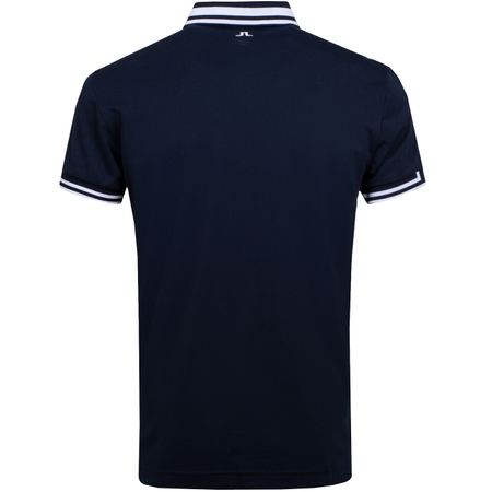 Golf undefined Bruce Regular Cotton Poly JL Navy - AW19 made by J.Lindeberg