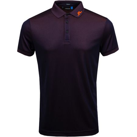 Golf undefined Lux KV Regular TX Jacquard JL Navy - AW19 made by J.Lindeberg