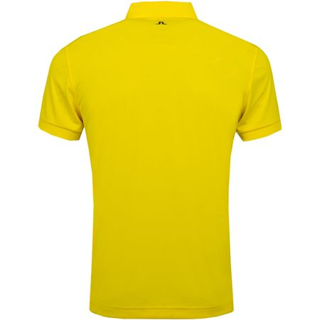 Golf undefined Tour Tech Slim TX Jersey Banging Yellow - AW19 made by J.Lindeberg