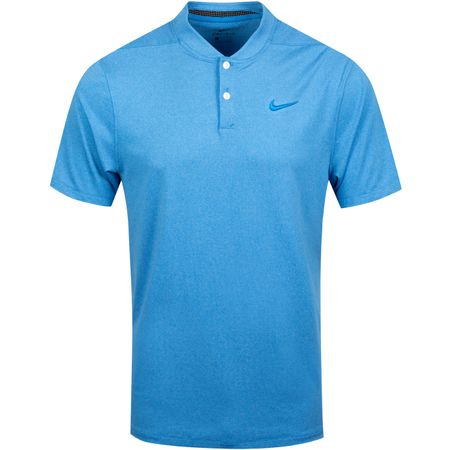 Golf undefined Dri-Fit Vapor Blade Polo Photo Blue/Pure Platinum - AW19 made by Nike Golf