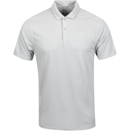 Golf undefined Dri-Fit Victory Polo Wolf Grey/Pure Platinum - AW19 made by Nike Golf