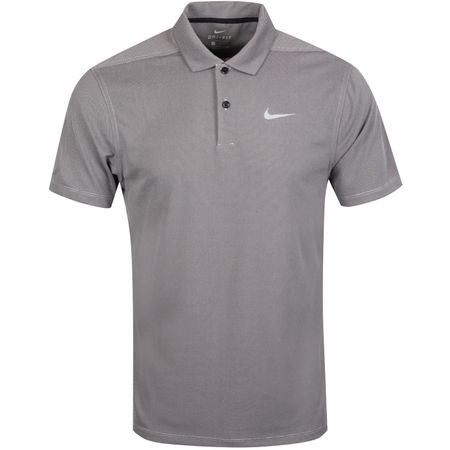 Golf undefined Dri-Fit Victory Polo Black/Heather - AW19 made by Nike Golf