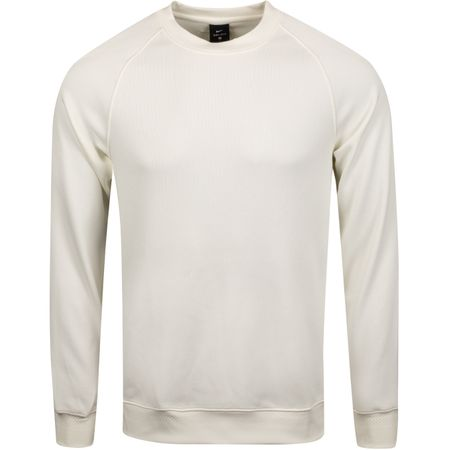 Golf undefined Dry Top Crew Sweater Sail - AW19 made by Nike Golf