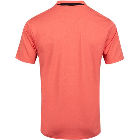 Polo Dri-Fit Vapor Blade Polo Habanero Red/Pure Platinum - AW19 Nike Golf Picture
