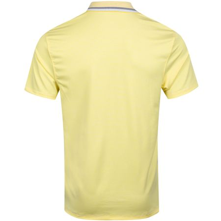 Polo Dri-Fit Vapor Control Stripe Polo Chrome Yellow - AW19 Nike Golf Picture