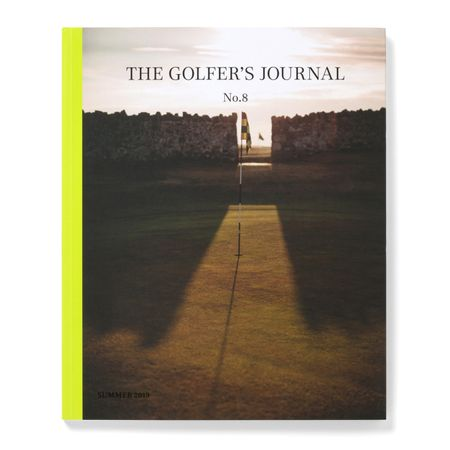 Golf undefined Issue No. 8 made by The Golfer's Journal