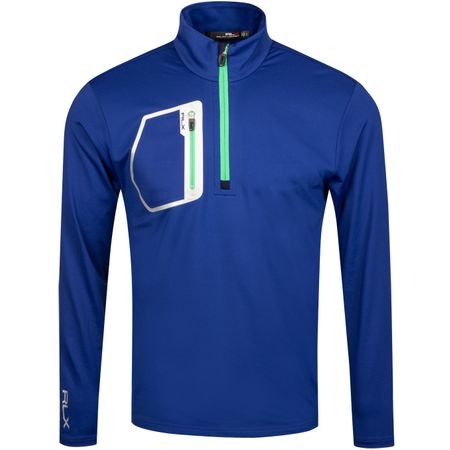 Golf undefined Brushback Tech Jersey Sporting Royal - AW19 made by Polo Ralph Lauren