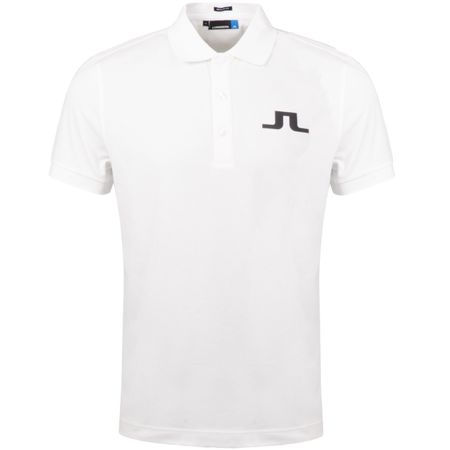Golf undefined Big Bridge Regular TX Jersey White - AW19 made by J.Lindeberg