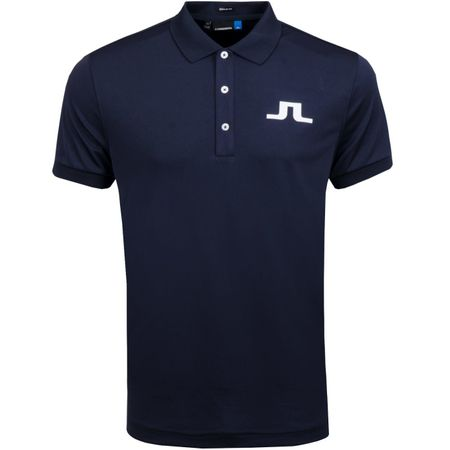 Golf undefined Big Bridge Regular TX Jersey JL Navy - AW19 made by J.Lindeberg