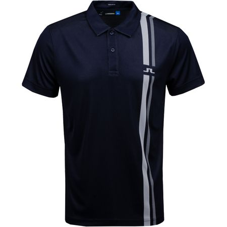 Golf undefined Anton Regular TX Jacquard JL Navy - AW19 made by J.Lindeberg